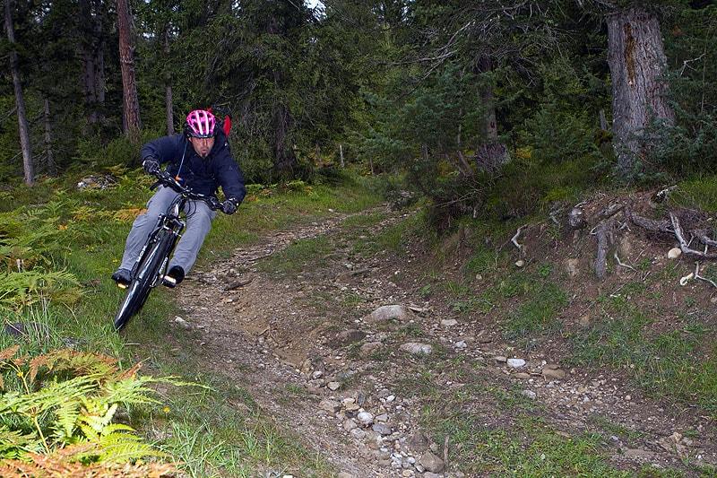 Downhill um Imst