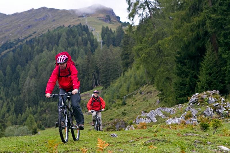 Geführte Mountainbike tour Imst