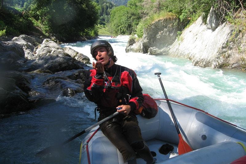 Preiswerter Rafting JGA