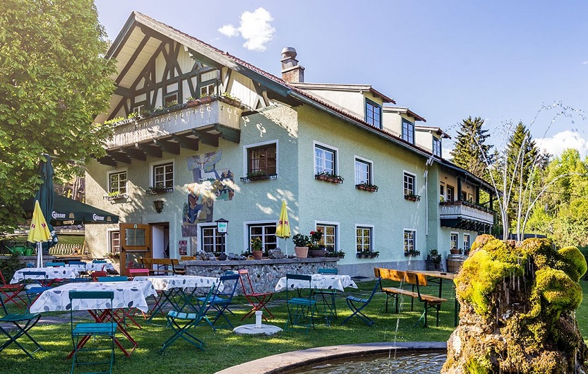 Gasthof St. Hubertus - die Homebase
