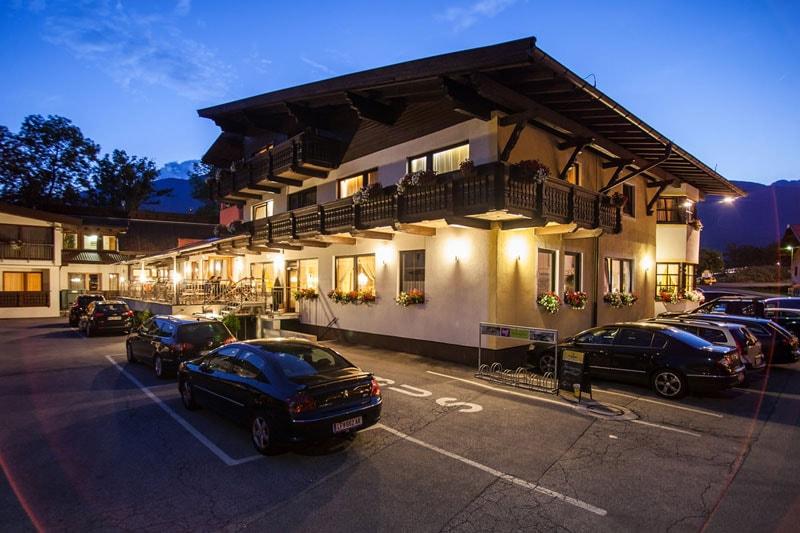 Rafting Hotel Tirol