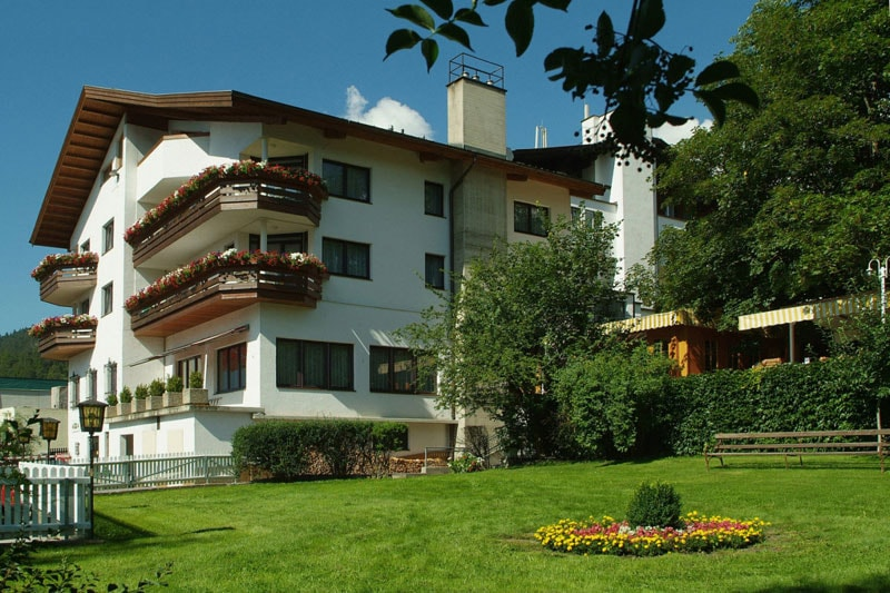 Top Rafting Hotel Tirol