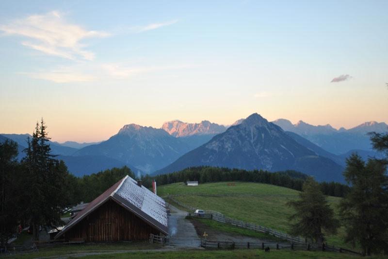 Canyoning und Wandern JGA Österreich