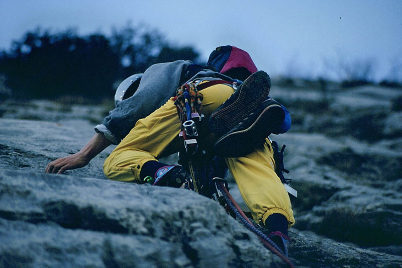 Kletterkurs Woche Imst