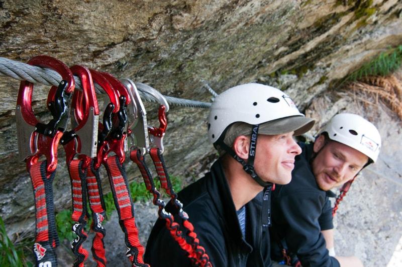 Action Woche Wildwasser und Berg Tirol
