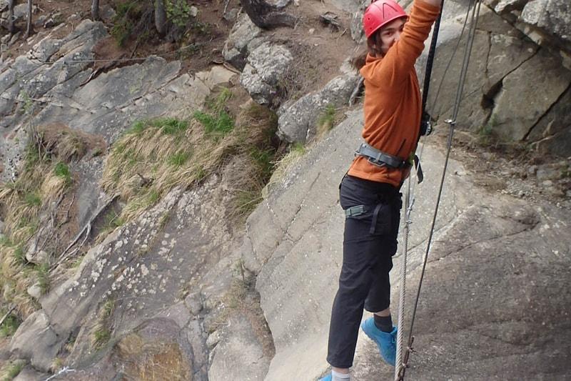 Faszination Klettersteig