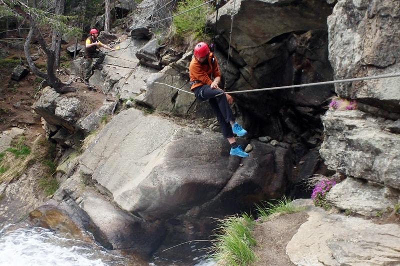 Klettersteig Ötztal
