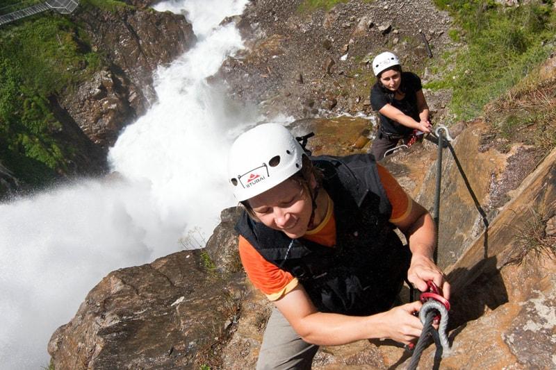 Klettersteig Imst