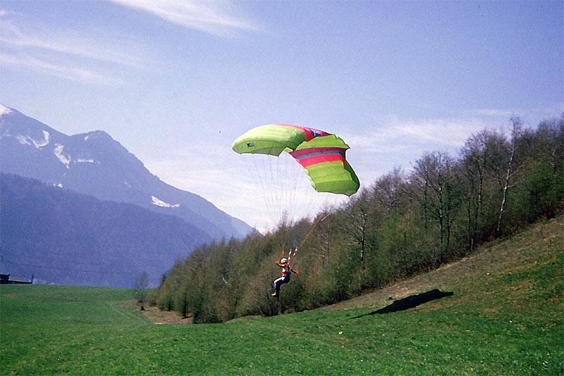 Paragliding in Tirol