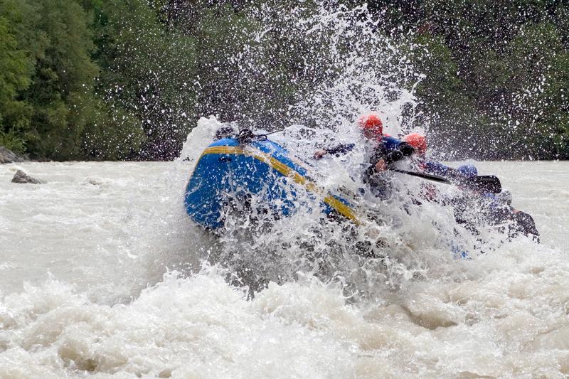 Raft Action