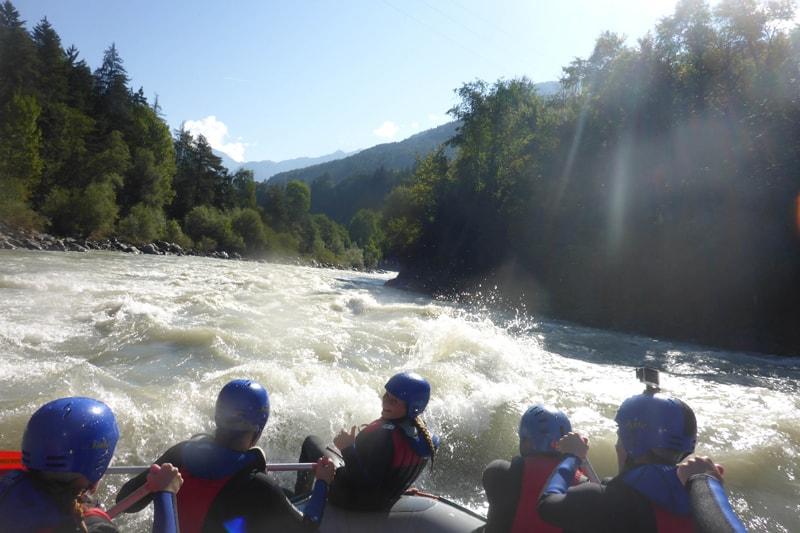 Rafting, Rafting, Rafting!