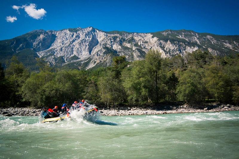 Ausbildung Rafting Guide tirol